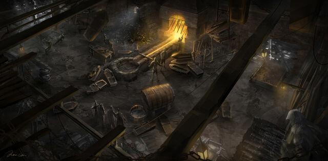 File:Fort Walcott Blacksmith by max qin.jpg