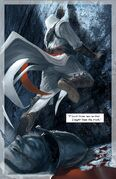 Assassin's Creed French Comic Concept 02