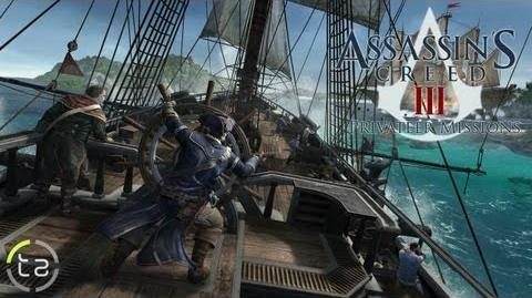 Assassin's Creed III Privateer Contracts - Virgin Island The Sea Wolves (100% Sync)