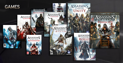 In what order to play the Assassin's Creed saga?