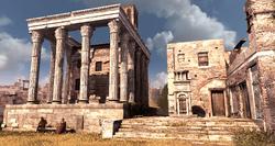 BH-Tempio di Antonino