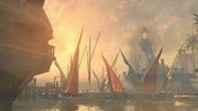 Setting sail 7