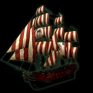 海盜女王 - 50000 塊錢