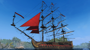AC4 Pirate Hunter Man O War
