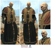 Priest Ristoro ingame