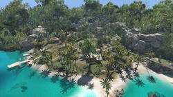 AC4 Cat Island