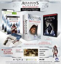 The Auditore Edition.