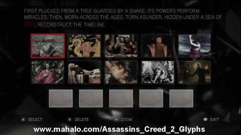 Assassin's Creed 2 Walkthrough - Glyph Puzzle 7 HD
