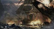 ACRG Naval Warfare - Concept Art