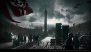 ACU Place Vendome German Occupation - Concept Art