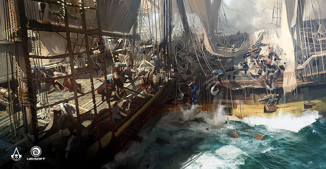File:AC4 Ramming - Concept Art.jpg