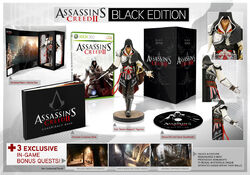 UK Black Edition AC2 xbox360