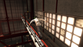 AC2 Desmond Warehouse Freerunning