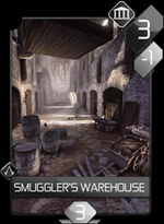 ACR Smuggler's Warehouse