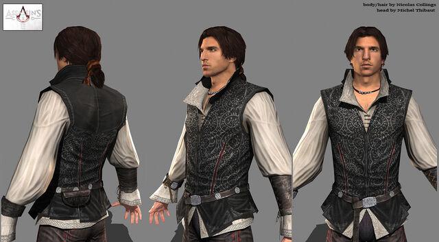 File:Ezio models by Nicolas Collings.jpg