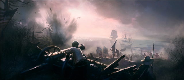 File:Battle for Bunker hill concept by Gilles Beloiel.png