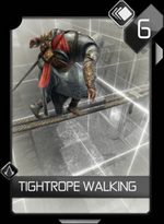 ACR Tightrope Walking