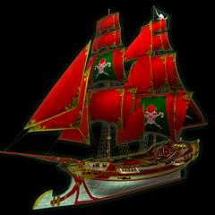 聖瑪莉號 - 500000 塊錢,+5% 力量