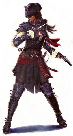 File:Finalized Assassin Aveline - Concept Art.jpg