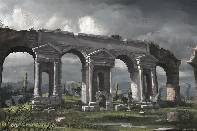 File:Aqueducts Rebuilt Concept.JPG