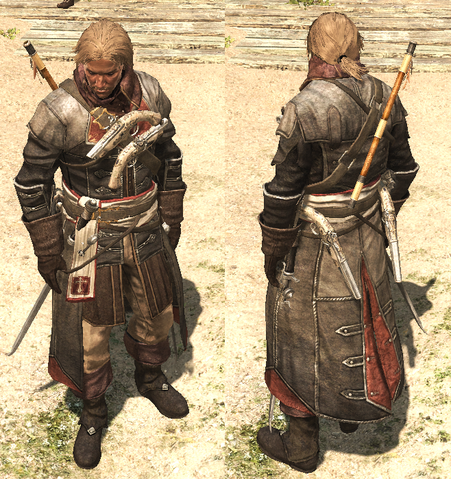 File:AC4 Templar Armor outfit.png