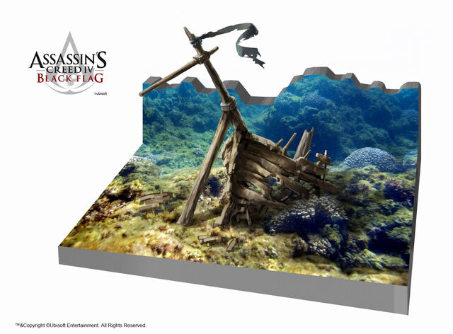 File:Assassin's Creed IV Black Flag Underwater gameplay element 1 by max qin.jpg
