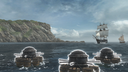 AC3 Naval mines