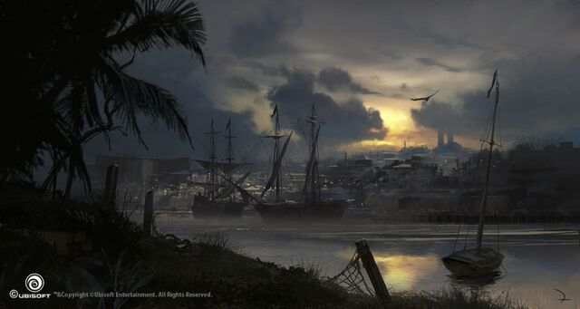 File:AC4BF Havana Dusk - Concept Art.jpg