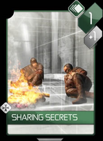 ACR Sharing Secrets