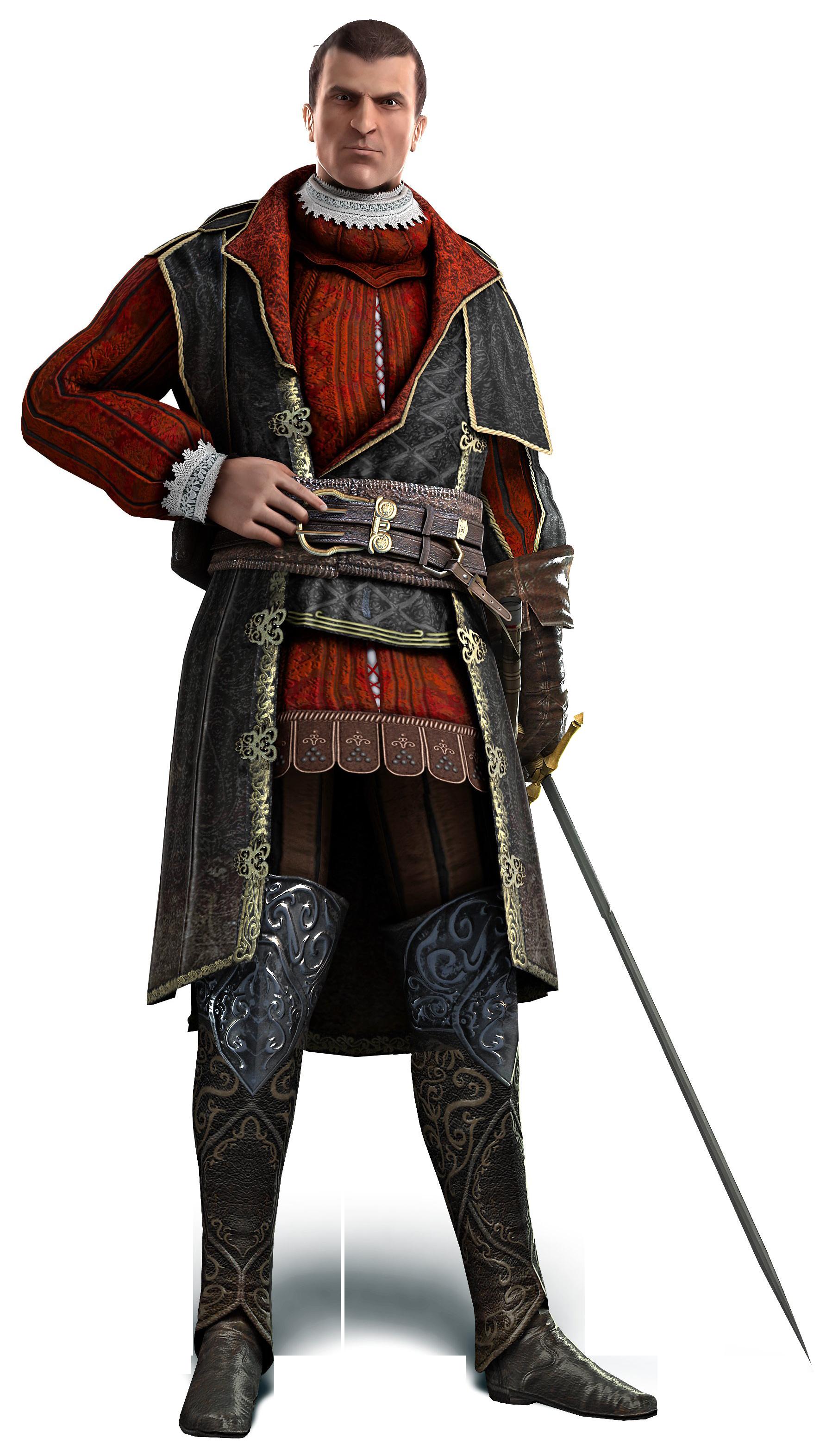 Nicolau Maquiavel   Assassin's Creed Wiki   Fandom powered ...
