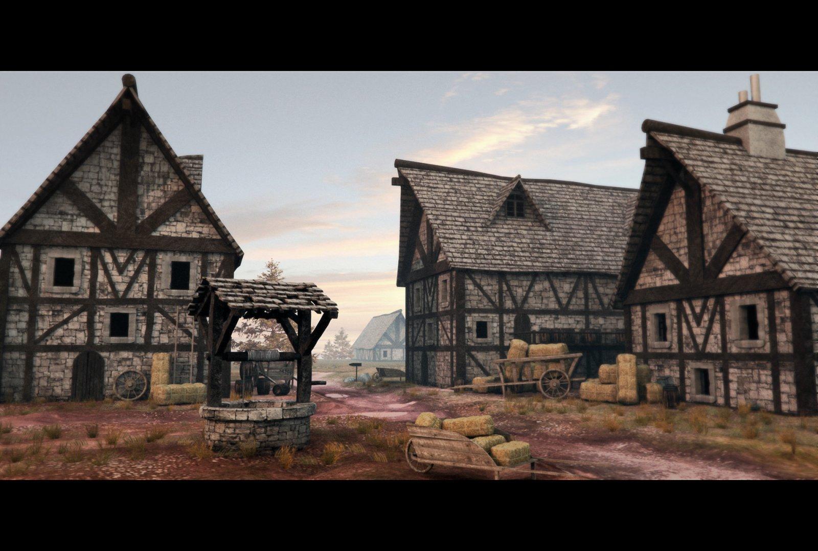 medieval Village — Crafthubs