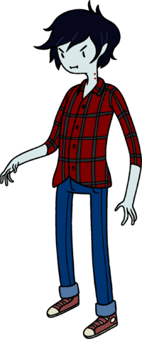 Marshall Lee Day Time