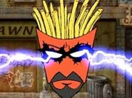 FRYLOCK ON TOP
