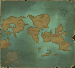Map of Terra