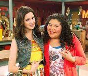 Alyy and Trish