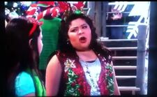 Austin and Ally mix ups and mistletoes 45