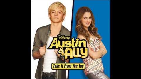 Austin & Ally│Laura Marano - Dance Like Nobody's Watchin'
