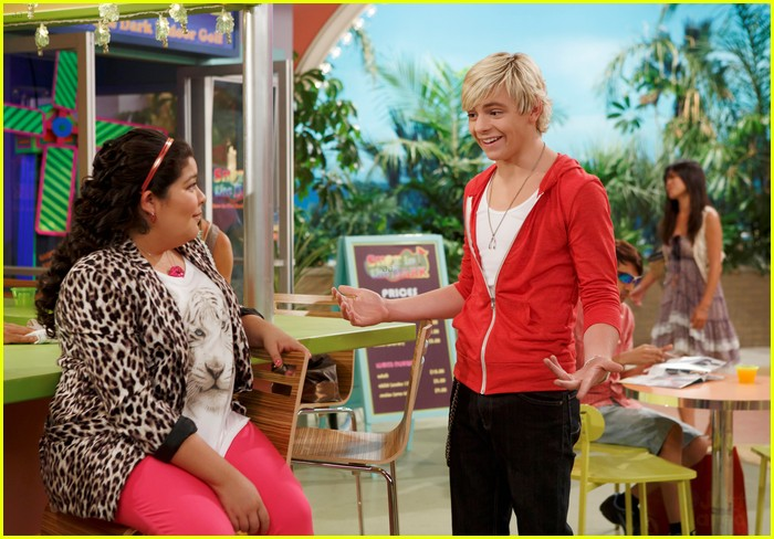 Austin And Ally Campers And Complications Full resolution