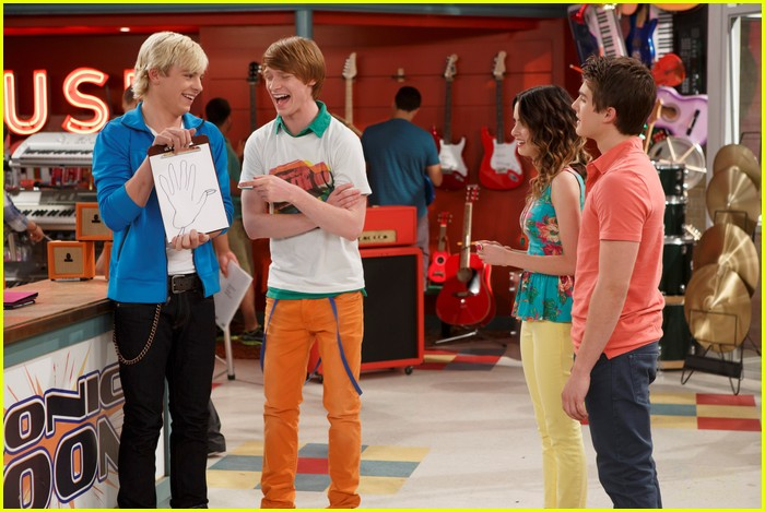 Austin And Ally Campers And Complications Austin-ally-complications-