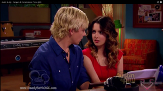 Austin And Ally Campers And Complications but Austin needs to beat
