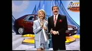 John burgess and adriana xenides -hosting wheel of fortune -family week