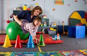 Occupational Therapy from Stepping Stones CA