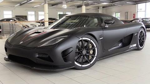 2012 Koenigsegg Agera Start Up, Exhaust, and In Depth Tour