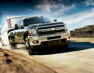 Chevy silverado hd 6