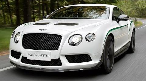 2016 Bentley Continental GT3-R Insane In All The Right Ways! - Ignition Ep. 139