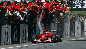 Schumacher A1Ring
