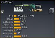 EX-Plorer statistics
