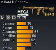 M16a4dshadow