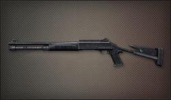 Weapon Shotgun Benelli M1014