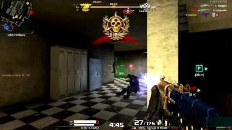 AVA Weapon Showcase - Corvus III Blaster (Pointman)